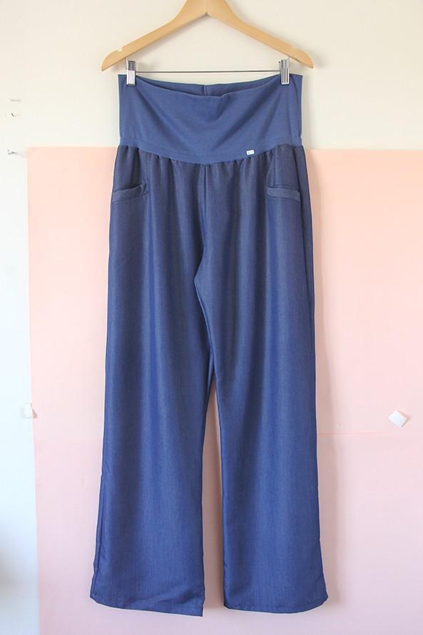 Pantalón jean tencel